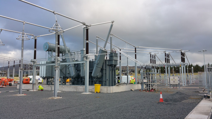 Substation repair and maintenance framework contract